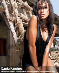 Dania Ramirez Maxim Magazine pictures ......