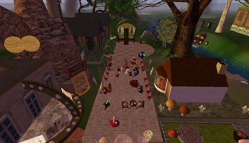ValenTiny Day's Ball at Tinyville, Caledon Tanglewood