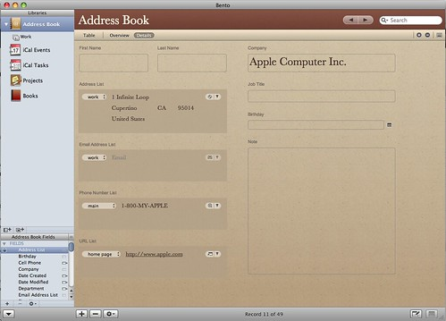 Bento-2-Address Book-details