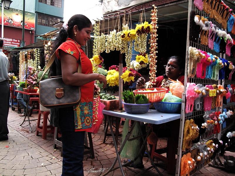 Street Vendor @ KL Malaysia
