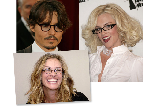 Celebs in Spectacles
