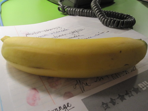 banana from work - free