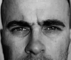 self-portrait (-proz) Tags: closeup 50mm pentax sight kx a