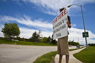 Anti-Torture Vigil - Week 49