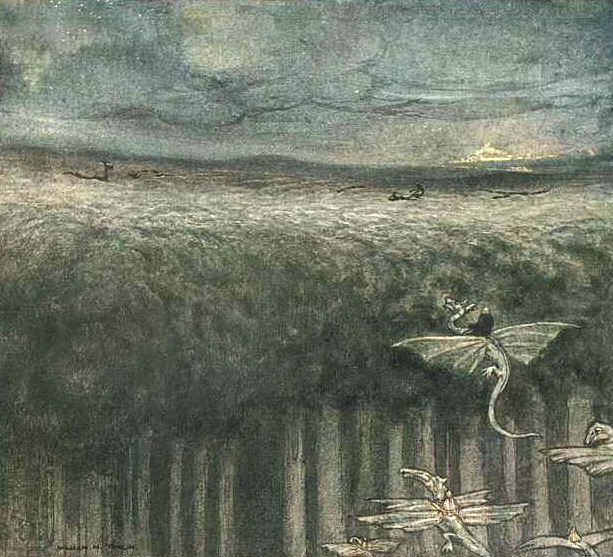 William Timlin - The Return (1923)