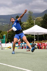 CAMPIONATI ITALIANI JUNIOR E PROMESSE PROVE MULTIPLE ALLIEVI BRESSANONE 2011 (Lorenzo Vannucci Ph.) Tags: athletics italia junior multiple 17 18 giugno throw promesse brixen bressanone italiani prove javelin 2011 atletica allievi campionati lancio giavellotto 19promesse