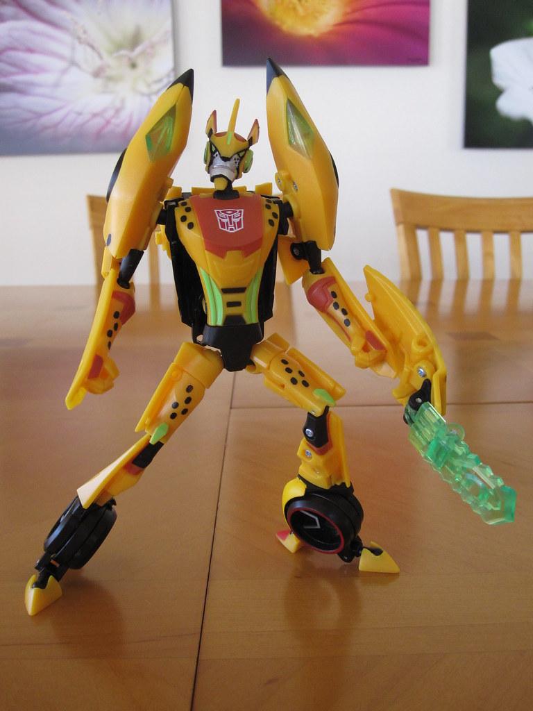 Cheetor - Robot mode