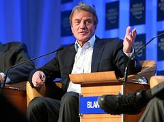 Bernard Kouchner - World Economic Forum Annual Meeting Davos 2008 (World Economic Forum) Tags: world france bernard switzerland forum meeting davos wef annual foreign economic 2008 minister affairs kouchner davos08