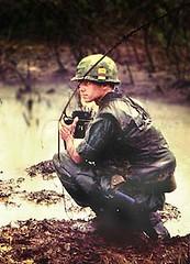 Roger Hawkins, Combat Cameraman