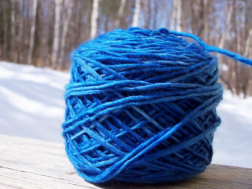 Malabrigo Continental Blue