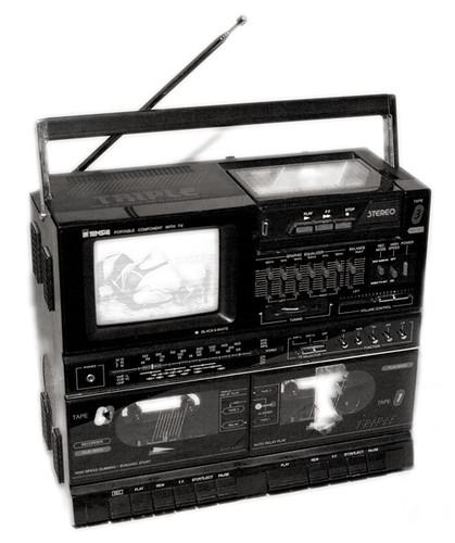 TV + Radio + Cassettes