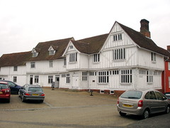 Guild Hall of of Corpus Chrisi, Lavenham