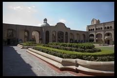 Westin Courtyard (Phosphor Bronze) Tags: mexico sanluispotosi