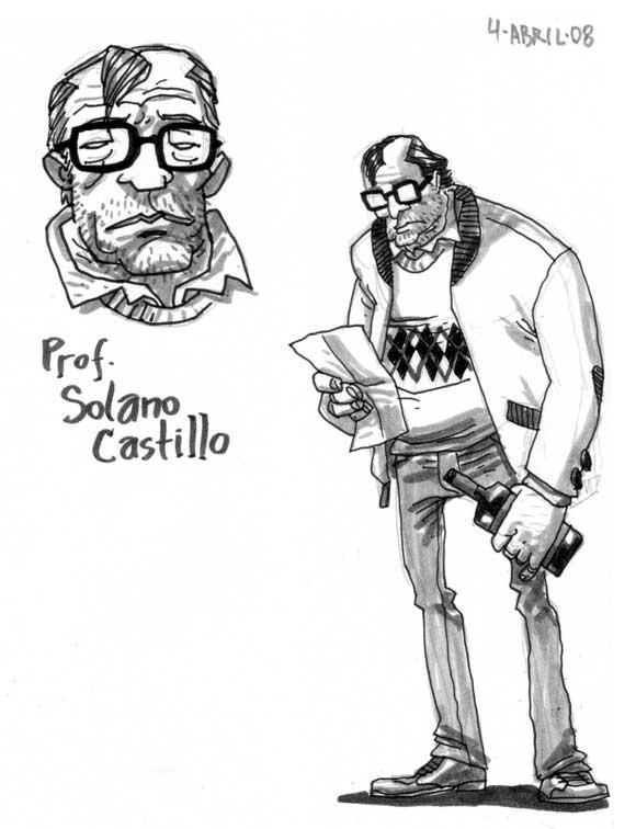 Prof. Solano Castillo