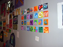 The Display Survived the Night Future Arts 2008