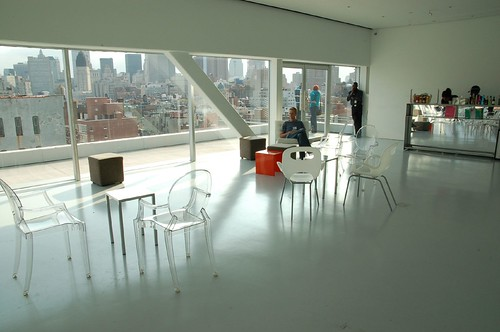 New Museum of Contemporary Art,New York