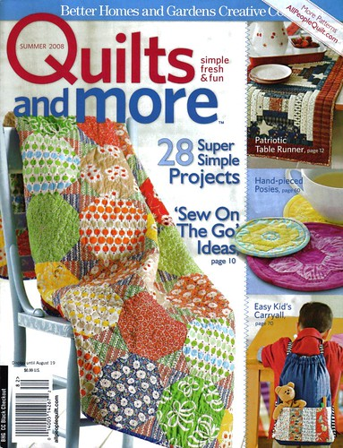 Quilts & More - Summer 2008