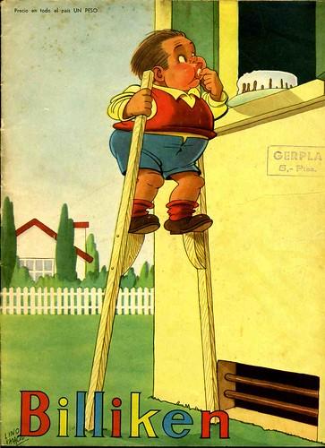 Billiken 1661 (1951) b
