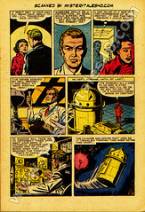 Crossroads of Destiny (page 2) scan from Mystery Tales 40