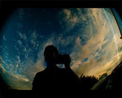 (Renan Viana) Tags: world blue luz azul sombra cu fisheye mundo grandeangular