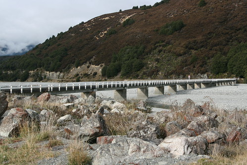 One-Lane Bridge