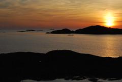 (Nymphidia) Tags: solnedgang hholmen