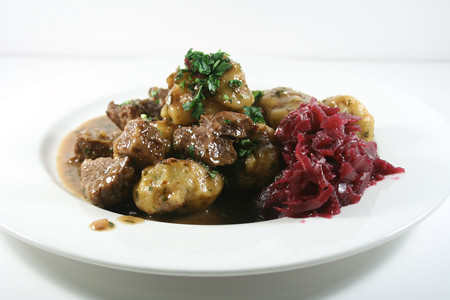 Dutch beer stew