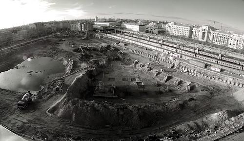 St.-Petersburg sightseeing