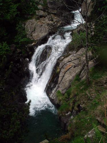 Rio Nuria entre tramos