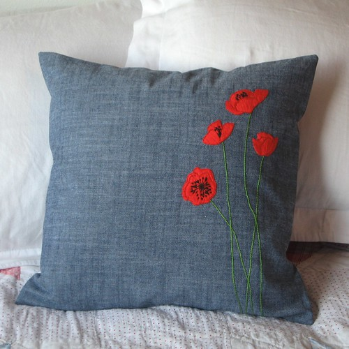 made poppies
