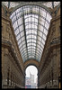The Galleria Vittorio Emanuele II …
