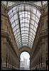 The Galleria Vittorio Emanuele II …