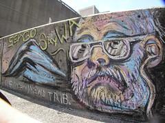 seaGO sayWA?!   A Tribute to Tribune Editor