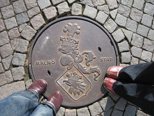 feet in Malmo