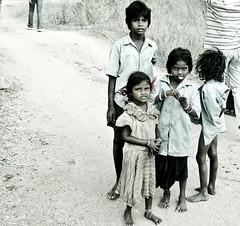 Kids at Ramanagaram (deepsun) Tags: kids ramanagaram
