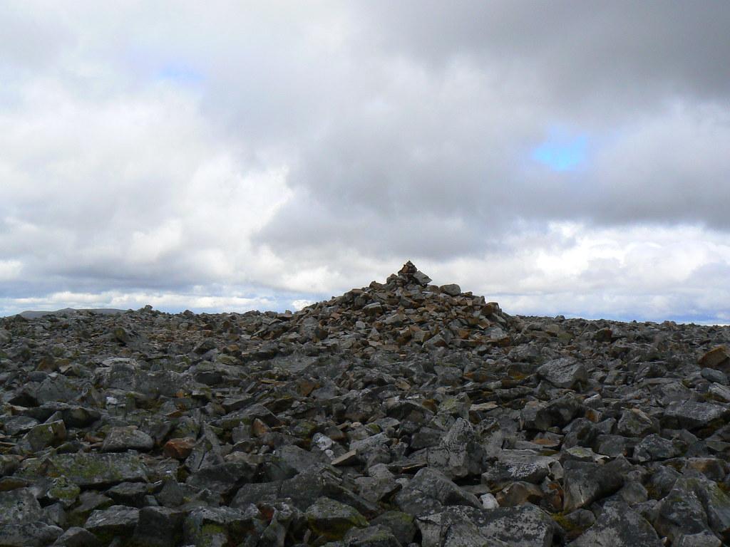 Cairn on Carn an Tuirc