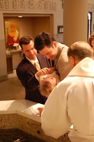 christening 052