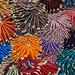 Bobbins of Silk Thread