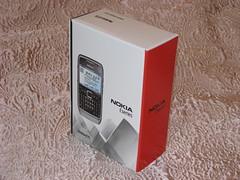 nokia e71 box