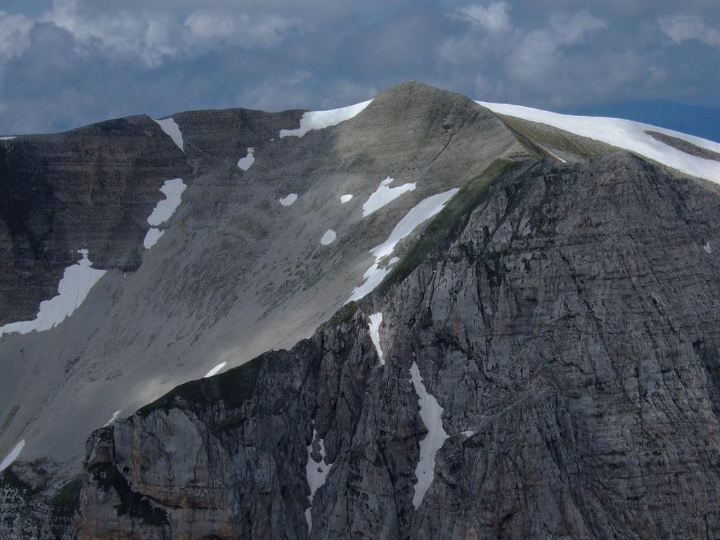 Pizzo del Diavolo -Monti Sibillini- Vista da vetta Monte Vettore