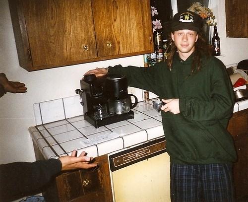 My First Espresso Machine: Circa 1994