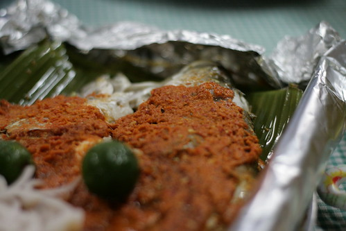 ikan bakar (by mintyfreshflavor)
