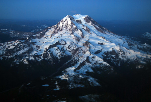 7-Twilight Mt Rainier