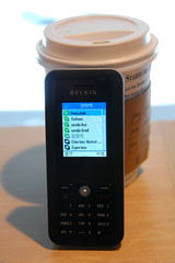 mobile phone cell korea starbucks wifi skype wireless belkin