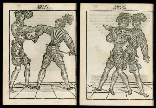L'arte de l'Armi by Achille Marozzo, 1536 n