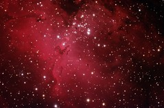 m16 (color) (-mrh) Tags: eagle nebula m16 ngc6611 st8xme stf7 serpens Astrometrydotnet:status=solved Astrometrydotnet:id=alpha20080735140192 mach1gto