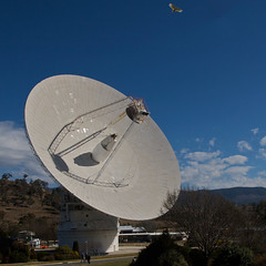 Tidbinbilla - Deep Space Tracking Station