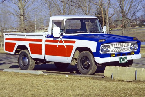 My 1967 Toyota Stout