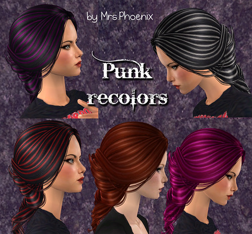 Punk Recolor by Martina Cullen.