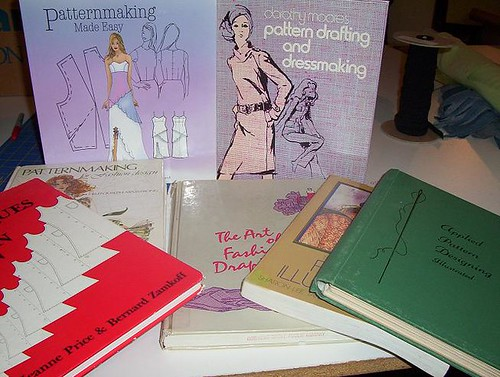 Pattern Drafting Books